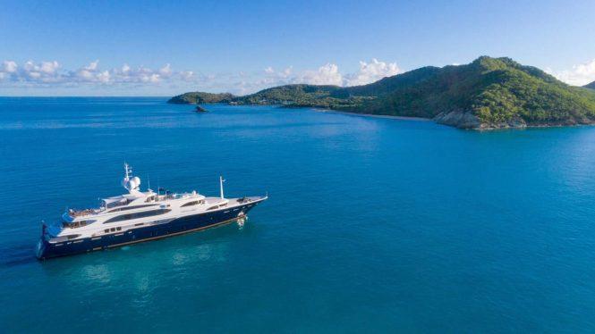 Luxury motor yacht ANDIAMO