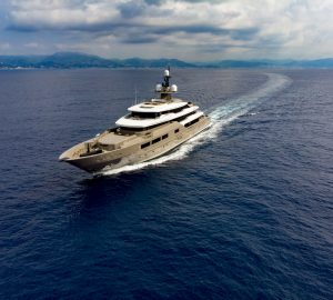 Celebrate Christmas and New Year aboard Tankoa's brand-new 71m superyacht SOLO