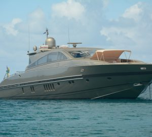 Great Caribbean Christmas Deal with 27m TENDER TO Motor Yacht