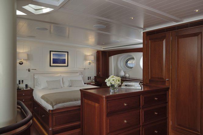 Luxury suite - Photo © Carlo Baroncini