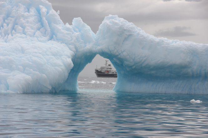 Luxury superyacht LEGEND - Photo © Nicolas Benazeth