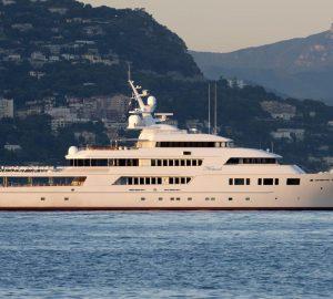 Luxury motor yacht NOMAD available for Abu Dhabi Grand Prix 2018