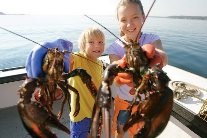 MAINE is a perfect destination for families with kids - Credit Maine Office of Tourism