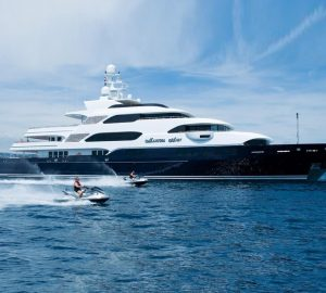 Luxury winter escapes with 70m MARTHA ANN to the Bahamas and the Caribbean
