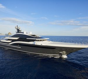 Mega Yacht in Focus: 90-metre DAR by Oceanco