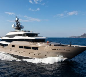 Celebrate Christmas and New Year aboard Tankoa's brand-new 72m superyacht SOLO
