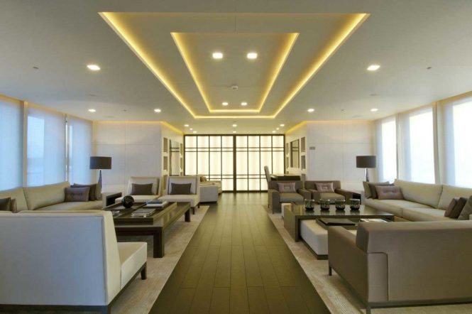 Modern and inviting interior design