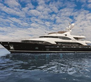 20% off Caribbean charter vacations with 44m Benetti M/Y CHECKMATE