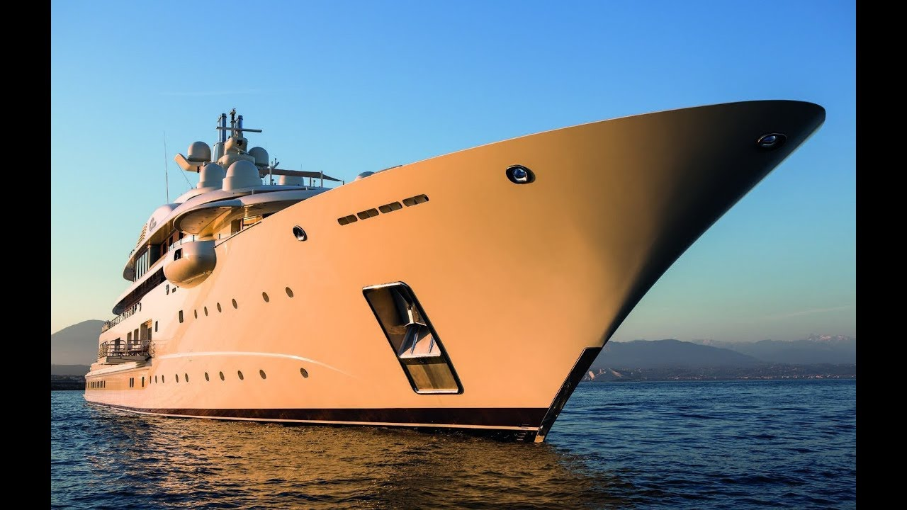ONA Mega Yacht