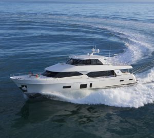 Ocean Alexander ends Q3 with four new motor yacht sales