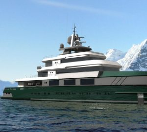 Sea and sky exploration with Project Beyond from Diana Yacht Design