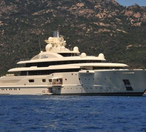 Mega yacht ONA ex.Dilbar sold and renamed RAYA
