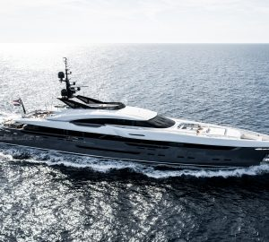 In Focus: Rossinavi superyacht Utopia IV