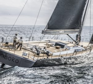 Southern Wind delivers SW105 sailing yacht KIBOKO TRES