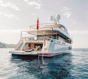 36m Superyacht CALYPSO brand new to the charter market