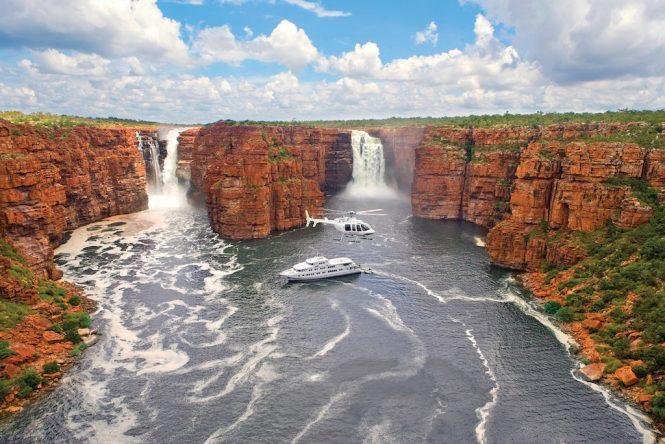 True North Cruise, The Kimberley, WA