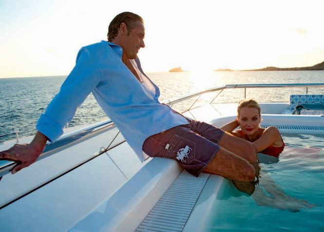 Unforgettable charter vacations with SYCARA V