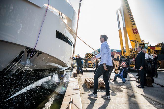 VINCENT GRANDMAISON - OWNER REPRESENTATIVE - Credit Lynx Yachts