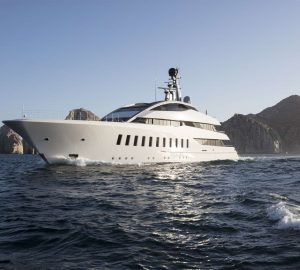 57m Feadship Superyacht HALO enters charter market