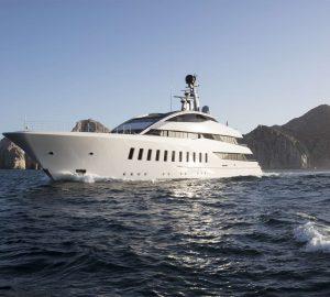 57m Feadship Superyacht HALO enters charter market