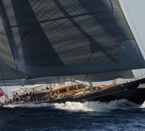 IN FOCUS: Royal Huisman Sailing Yacht AQUARIUS