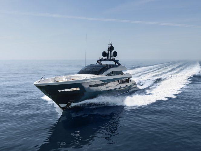 51m superyacht IRISHA