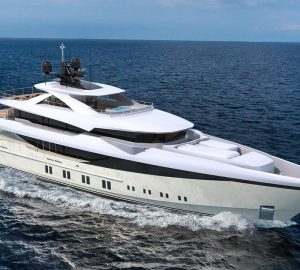 Turkish shipyard HSY building Hargrave 184 superyacht