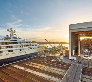 Abeking & Rasmussen building new 118m mega yacht Project 6507