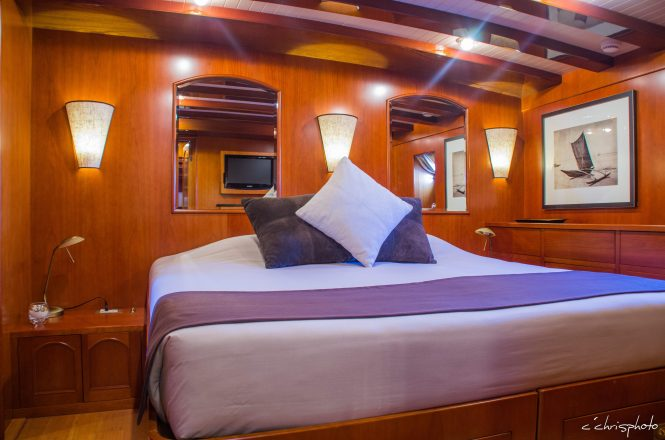 Accommodation with classic styling