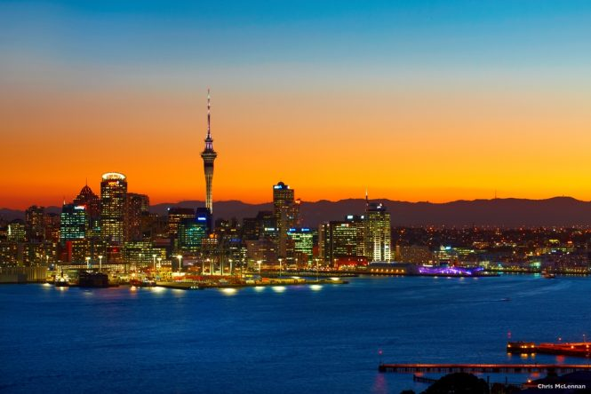 Auckland - Photo by Chris McLennan - Image courtesy of Tourism New Zealand