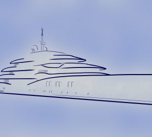CRN reveals new superyacht by Vallicelli Design