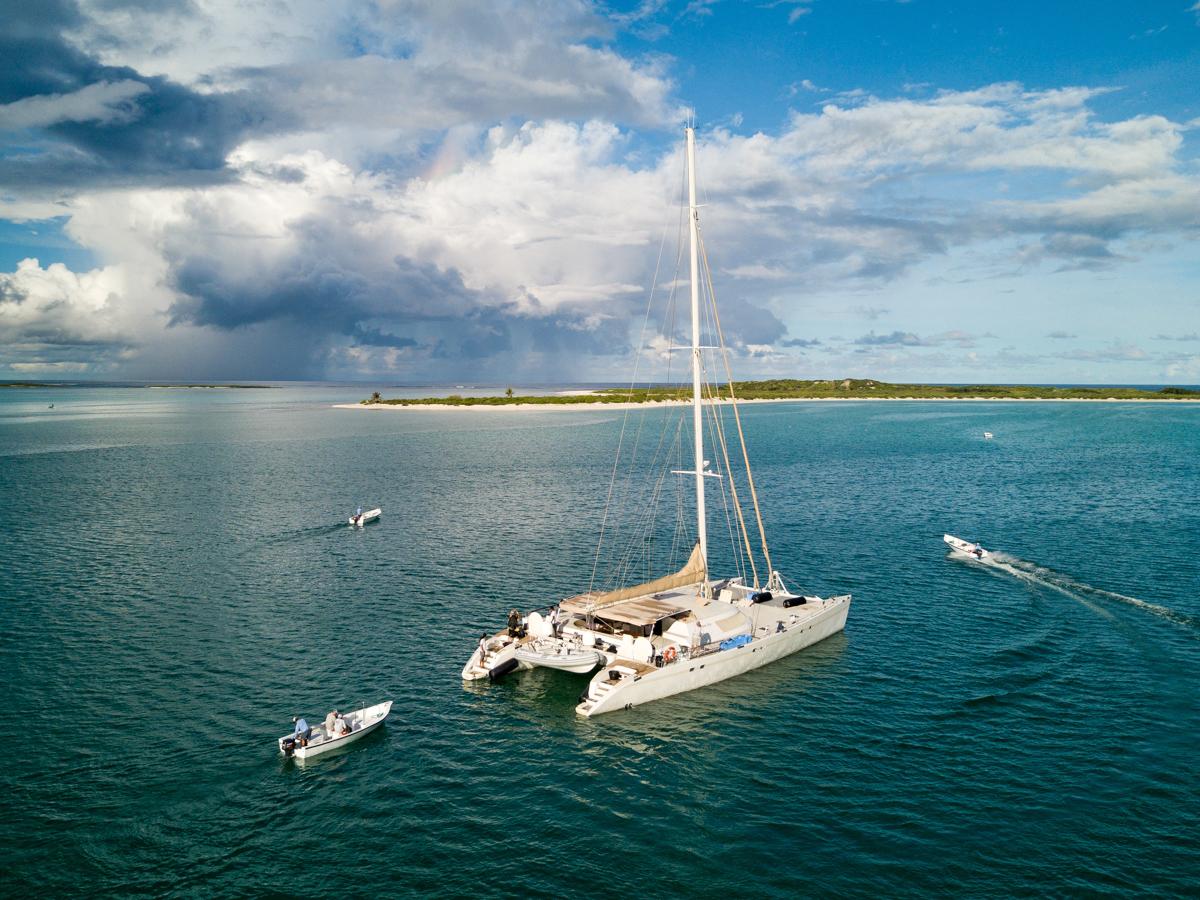 Catamaran LONESTAR 6