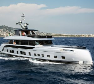A fresh look at the Dynamiq GTT luxury yacht range