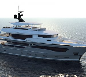 Second Kando 110 series superyacht from Turkish AvA sold
