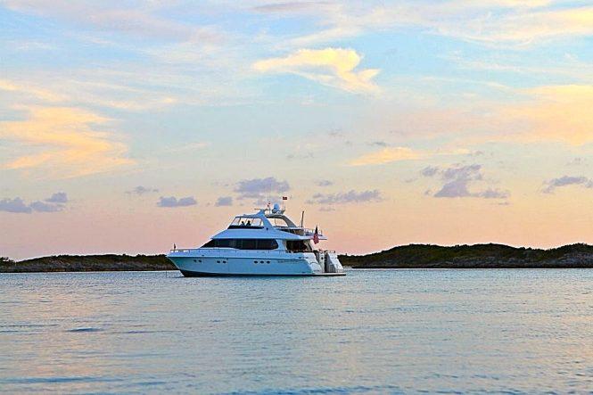 Luxury motor yacht COMPANIONSHIP
