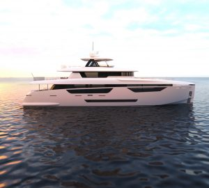 Johnson Yachts introduces new superyacht models Johnson 70 and Johnson 115 at FLIBS