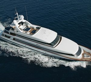 VA BENE superyacht now available for 2019 Mediterranean summer charters