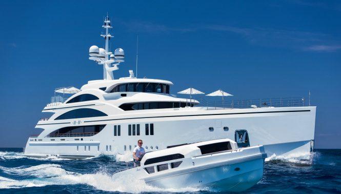Motor yacht 11.11