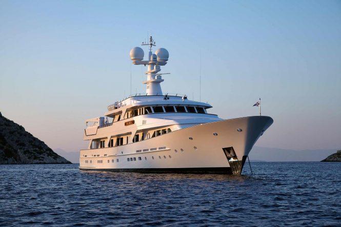 Motor yacht ANCALLIA