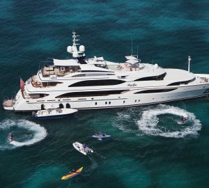 JAGUAR offering a special last minute superyacht charter