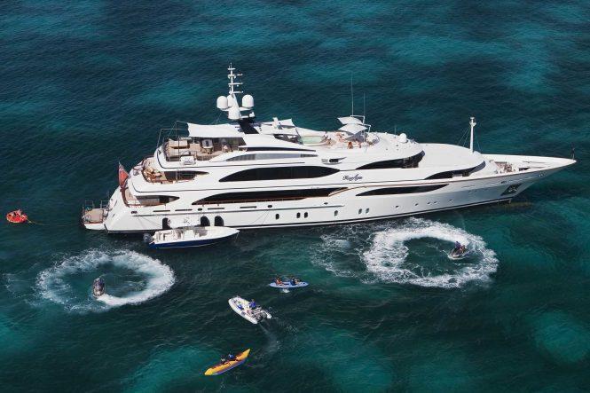 Motor yacht JAGUAR