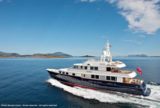 NINKASI - Motor yacht cruising