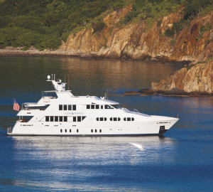 38m MILK AND HONEY Superyacht offering special rate for Thanksgiving Week