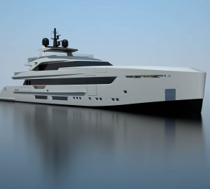 Two new 50-metre Tankoa Yachts constructing two new 50-metre sisterships for M/Y Vertige