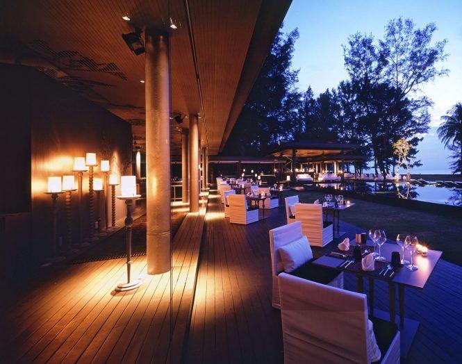 SALA Phuket resort restaurant