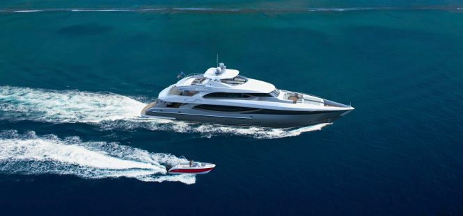 SEAREX motor yacht