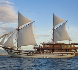 The ultimate escape in Southeast Asia aboard sailing yacht PRANA