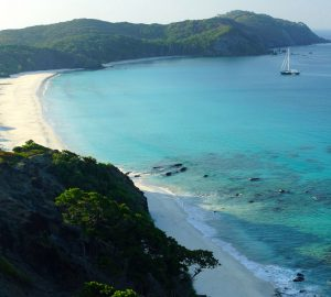 Nicobar Islands near Thailand luxury yacht charter grounds open to tourists