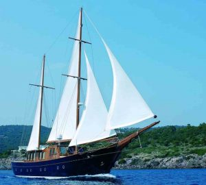 26m Traditional Gulet Yacht LIANA H offering charter special in Greece