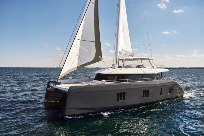 Sunreef 80 catamaran yacht 7X SPLIT